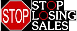 Stop Losing Sales